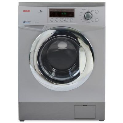 ماشین لباسشویی اسنوا مدل SWD-271CN با ظرفیت 7 کیلوگرم (استیل)