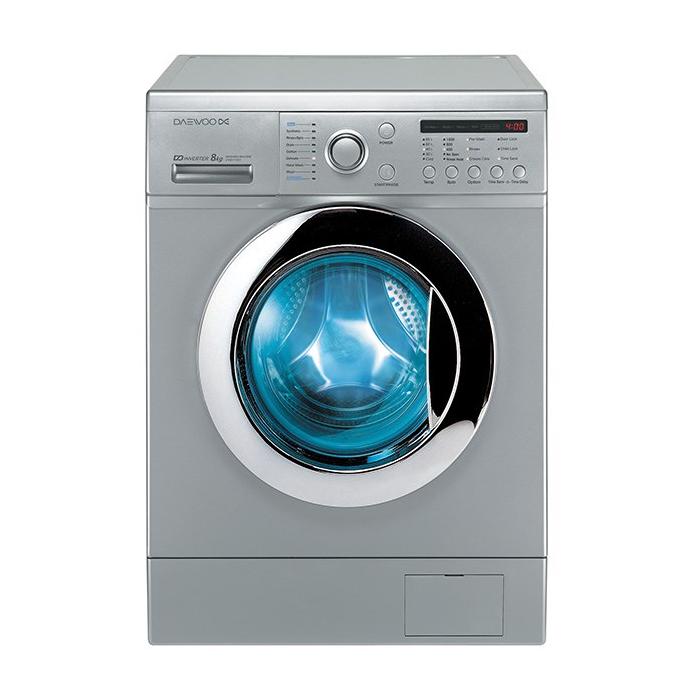 ماشین لباسشویی دوو مدل DWK-8212ST با ظرفیت 8 کیلوگرم