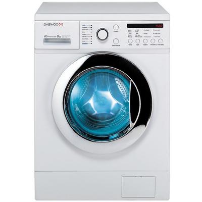 ماشین لباسشویی دوو مدل DWK-8212T با ظرفیت 8 کیلوگرم (سفید)