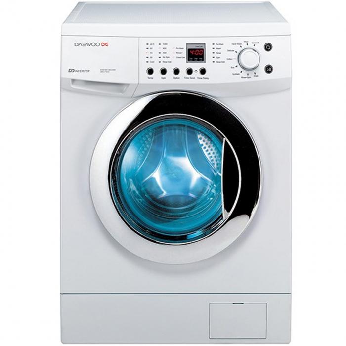ماشین لباسشویی دوو مدل DWK-8114C2 با ظرفیت 8 کیلوگرم