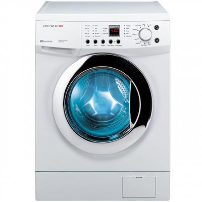 ماشین لباسشویی دوو مدل DWK-8114C2 با ظرفیت 8 کیلوگرم (سفید)