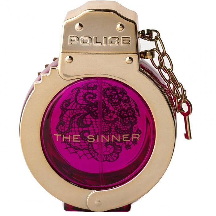 ادو تویلت زنانه پلیس مدل The Sinner حجم 100 میلیلیتر