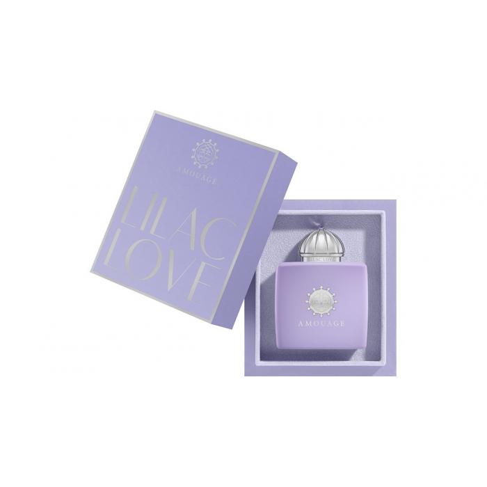ادوپرفیوم زنانه آمواژ مدل Lilac Love حجم 100 میلیلیتر