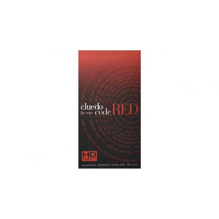 ادو تویلت مردانه نوپرفامز مدل Cluedo Code Red حجم 100 میلی لیتر