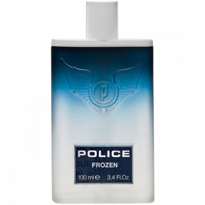 ادو تویلت مردانه پلیس مدل Frozen حجم 100 میلی لیتر