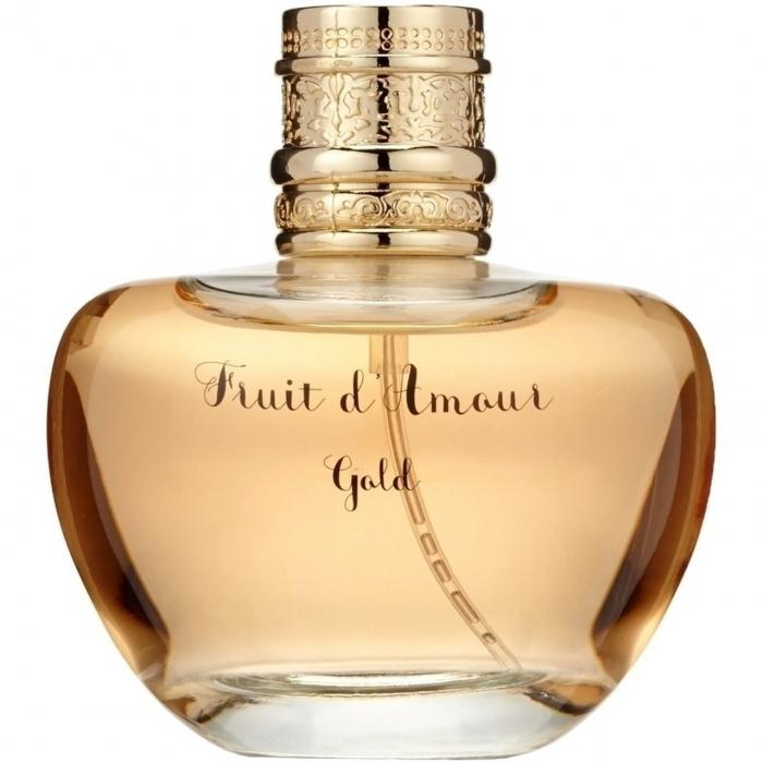 ادو تویلت زنانه امانوئل اونگارو مدل Fruit d'Amour Gold حجم 90 میلی لیتر