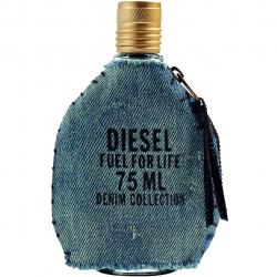 ادو تویلت مردانه دیزل مدل Fuel for Life Denim Collection Homme حجم 75 میلی لیتر