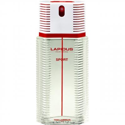 ادو تویلت مردانه تد لاپیدوس مدل Lapidus Pour Homme Sport حجم 100 میلی لیتر