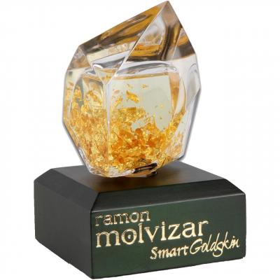 ادو پرفیوم رامون مولویزار مدل Smart Goldskin حجم 75 میلی لیتر