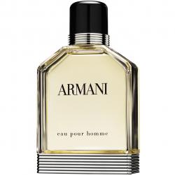 ادو تویلت مردانه جورجیو آرمانی مدل Eau Pour Homme New حجم 100 میلی لیتر