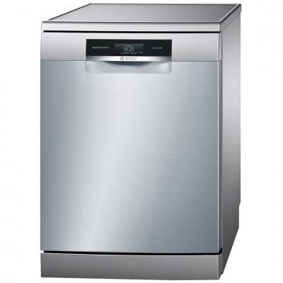 ماشین ظرفشویی بوش مدل  SMS88TI01M (نقره ای)