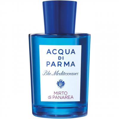 ادو تویلت مردانه آکوا دی پارما سری Blu Mediterraneo مدل Mirto Di Panarea حجم 150 میلی لیتر