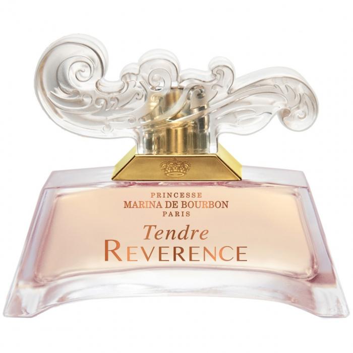 ادو پرفیوم زنانه پرنسس مارینا دو بوربون مدل Tendre Reverence حجم 100 میلی لیتر