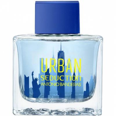 ادو تویلت مردانه آنتونیو باندراس مدل Urban Blue حجم 100 میلی لیتر