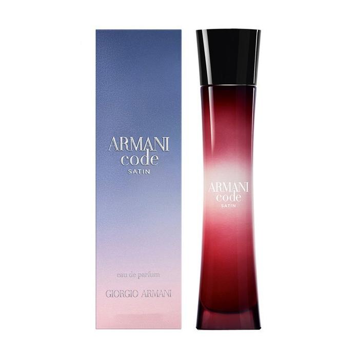 ادو پرفیوم زنانه جورجیو آرمانی مدل Armani Code Satin حجم 75 میلی لیتر