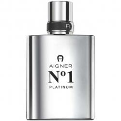 ادو تویلت مردانه ایگنر مدل No1 Platinum حجم 100 میلی لیتر
