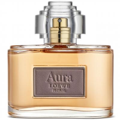 ادو پرفیوم زنانه لووه مدل Aura Loewe Floral حجم 120 میلی لیتر