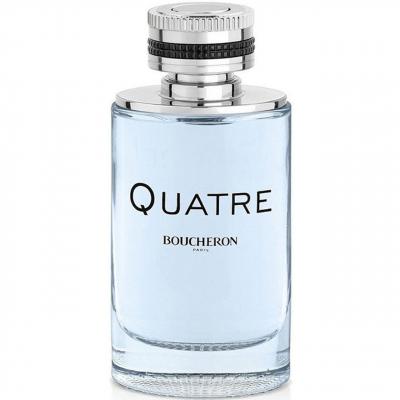 ادو تویلت مردانه بوچرون مدل Quatre Pour Homme حجم 100 میلی لیتر