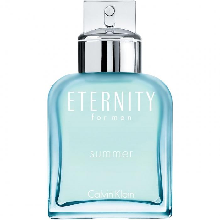 ادو تویلت مردانه کلوین کلاین مدل Eternity for Men Summer 2014 حجم 100 میلی لیتر