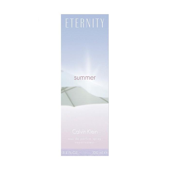 ادو پرفیوم زنانه کلوین کلاین مدل Eternity Summer 2014 حجم 100 میلی لیتر
