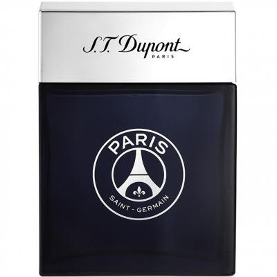 ادو تویلت مردانه اس.تی.دوپونت مدل Paris Saint Germain Eau des Princes Intense حجم 100 میلی لیتر