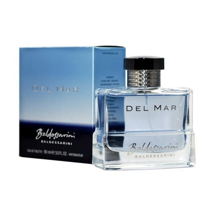 ادو تویلت مردانه بالدسارینی مدل Del Mar حجم 90 میلی لیتر