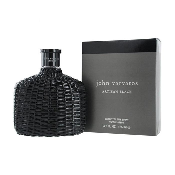 ادو تویلت مردانه جان وارواتوس مدل Artisan Black حجم 125 میلی لیتر