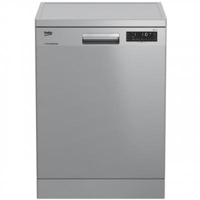 ماشین ظرفشویی بکو مدل DFN 28220 (نقره ای)