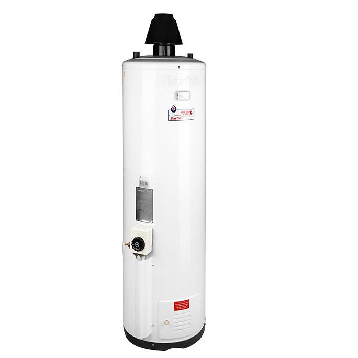 آبگرمکن گازی برفاب مدل 60-10 (سفید) | Barfab 10-60 Gas Water Heater - White