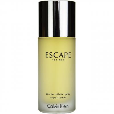 ادو تویلت مردانه کلوین کلاین مدل Escape حجم 100 میلی لیتر