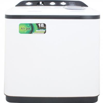 ماشین لباسشویی پاکشوما مدل PWT9614AJ با ظرفیت 9 کیلوگرم (سفید)