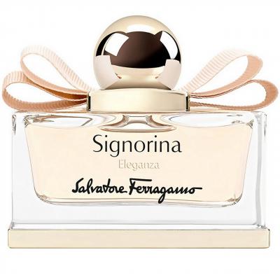 ادو پرفیوم زنانه سالواتوره فراگامو مدل Signorina Eleganza حجم 100 میلی لیتر