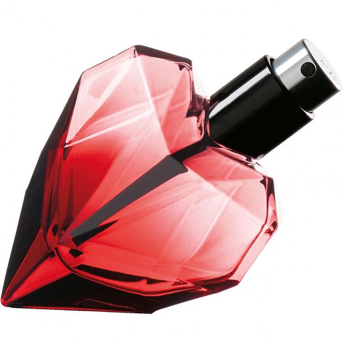 ادو پرفیوم زنانه دیزل مدل Loverdose Red Kiss حجم 75 میلی لیتر