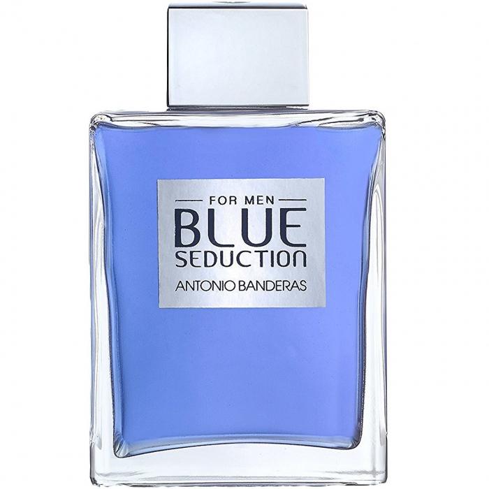 ادو تویلت مردانه آنتونیو باندراس مدل Blue حجم 200 میلی لیتر