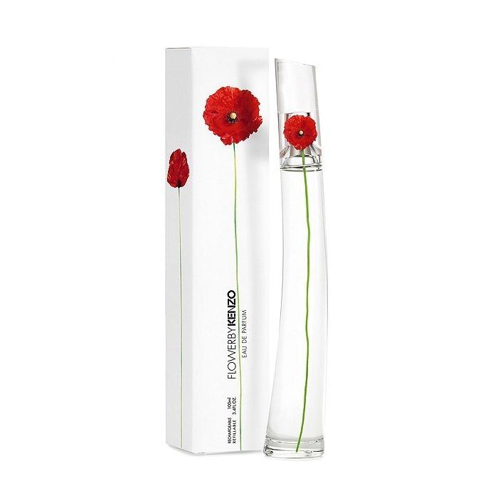 ادو پرفیوم زنانه کنزو مدل Flower by Kenzo حجم 100 میلی لیتر