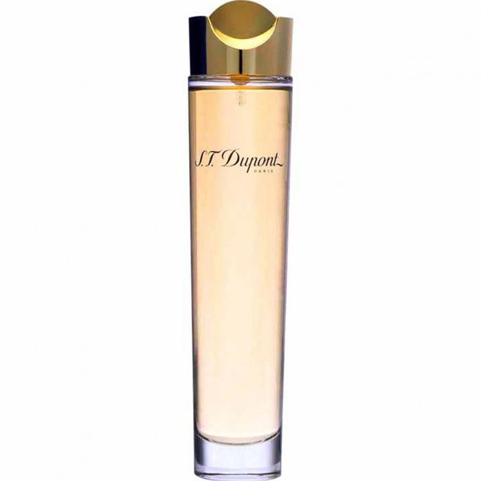 ادو پرفیوم زنانه اس.تی.دوپونت مدل S.T. Dupont Pour Femme حجم 100 میلی لیتر