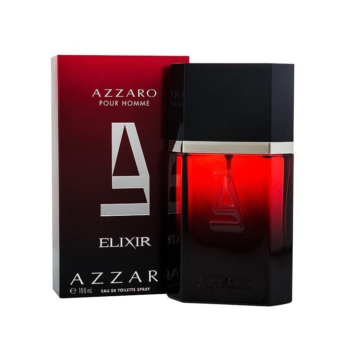 ادو تویلت مردانه آزارو مدل Azzaro Pour Homme Elixir حجم 100 میلی لیتر