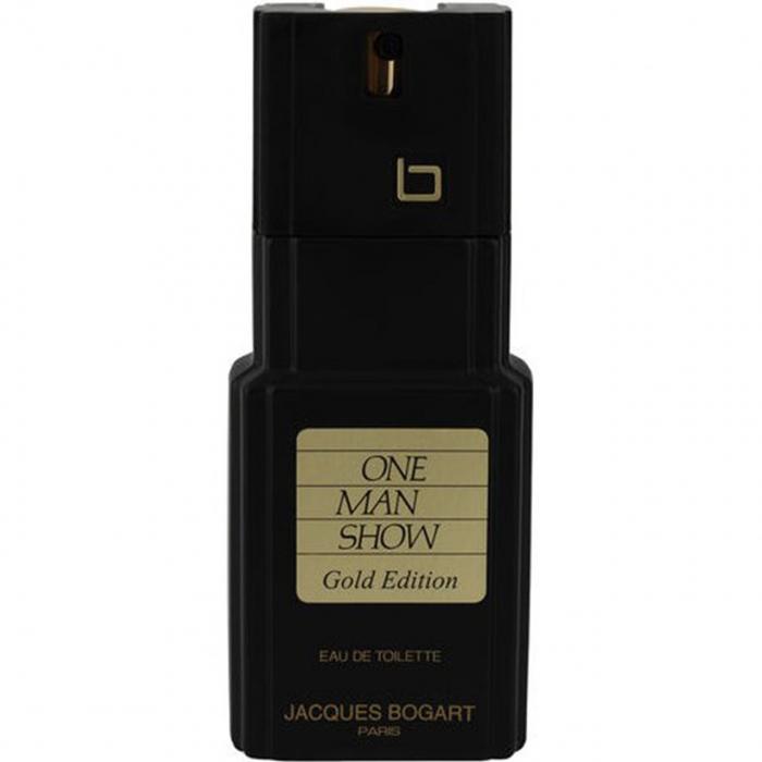 ادو تویلت مردانه ژاک بوگارت مدل One Man Show Gold Edition حجم 100 میلی لیتر