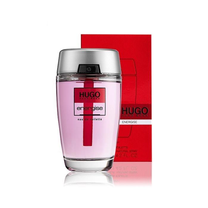 ادو تویلت مردانه هوگو باس مدل Hugo Energise حجم 125 میلی لیتر