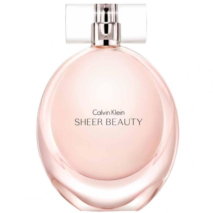 ادو تویلت زنانه کلوین کلاین مدل Sheer Beauty حجم 100 میلی لیتر