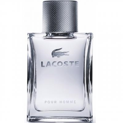 ادو تویلت مردانه لاگوست مدل Lacoste Pour Homme حجم 100 میلی لیتر