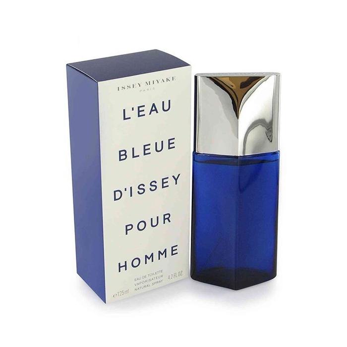 ادو تویلت مردانه ایسی میاک مدل Le Eau Bleue De Issey Pour Homme حجم 125 میلی لیتر