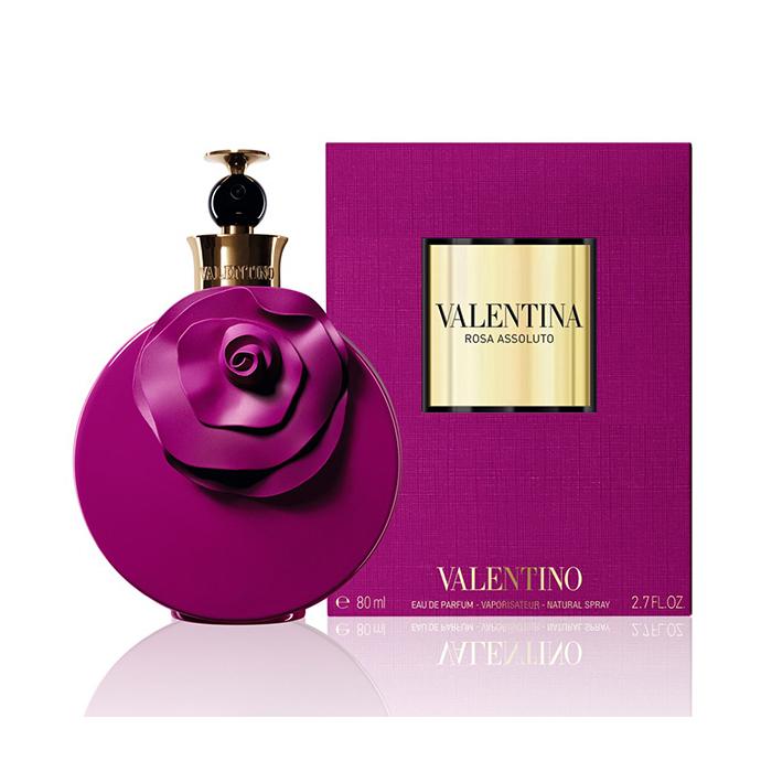 ادو پرفیوم زنانه ولنتینو مدل Valentina Rosa Assoluto حجم 80 میلی لیتر