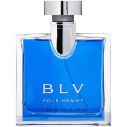 ادو تویلت مردانه بولگاری مدل BLV Pour Homme حجم 100 میلی لیتر