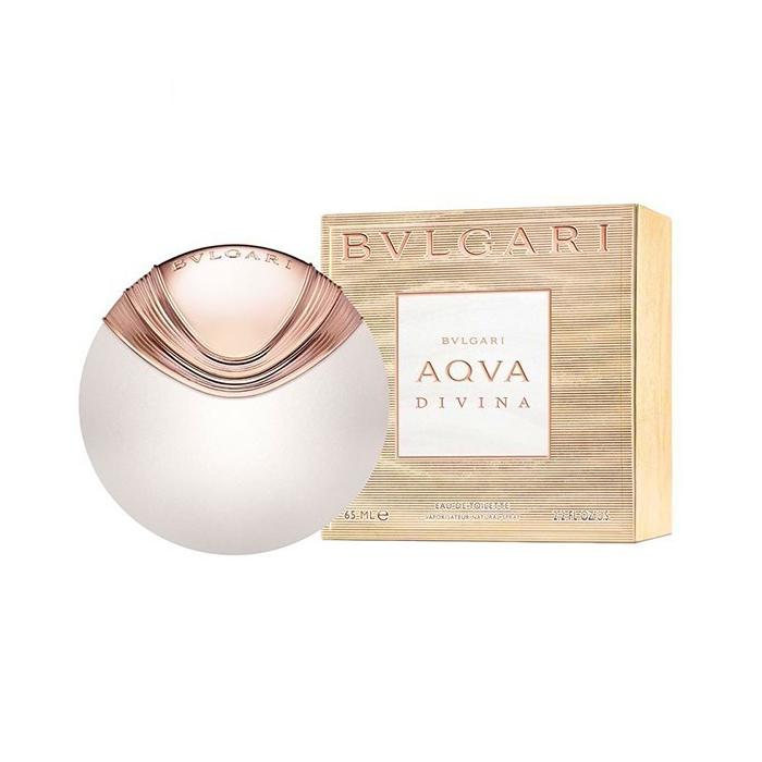 ادو تویلت زنانه بولگاری مدل Aqva Divina حجم 65 میلی لیتر