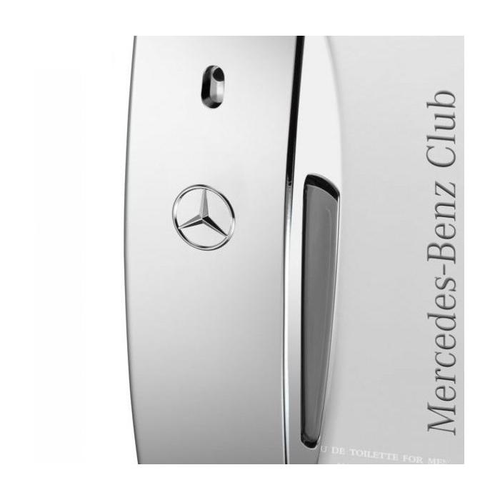ادو تویلت مردانه Mercedes Benz Club حجم 100ml