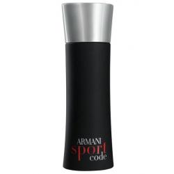 ادو تویلت مردانه جورجیو آرمانی مدل Armani Code Sport حجم 125 میلی لیتر