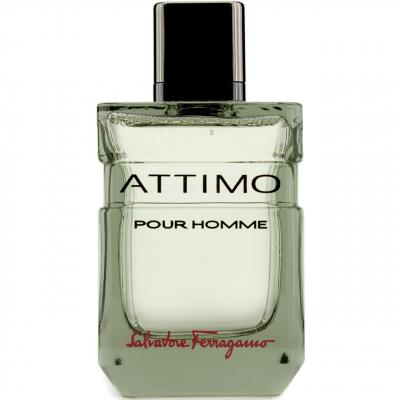 ادو تویلت مردانه سالواتوره فراگامو مدل Attimo Pour Homme حجم 100 میلی لیتر