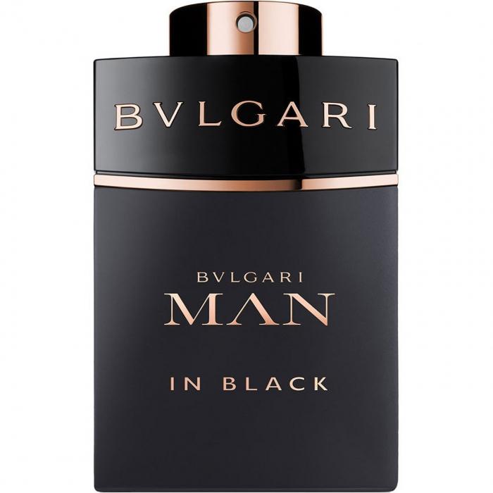 ادو پرفیوم مردانه بولگاری مدل Man In Black حجم 100 میلی لیتر