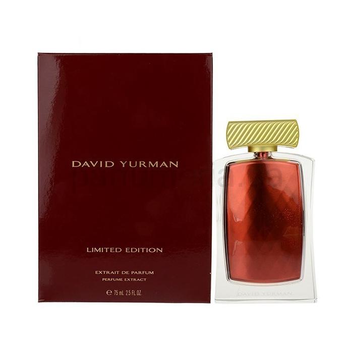 ادو پرفیوم دیوید یورمن مدل Henna Limited Edition حجم 75 میلی لیتر